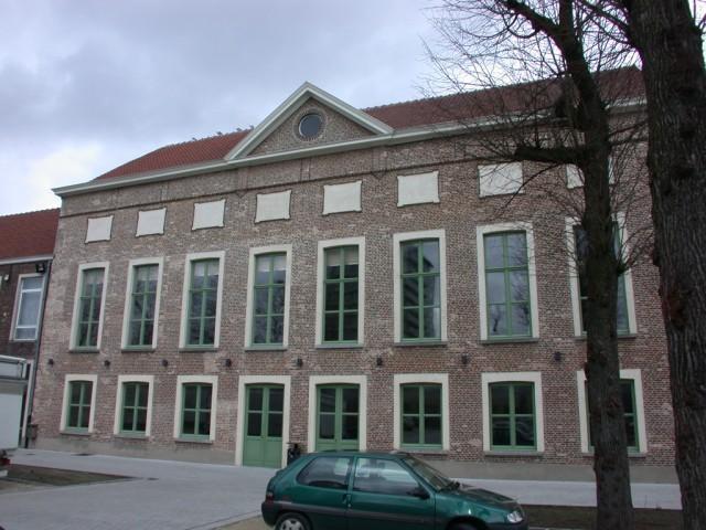 Feestzaal 'Goudstraat'
