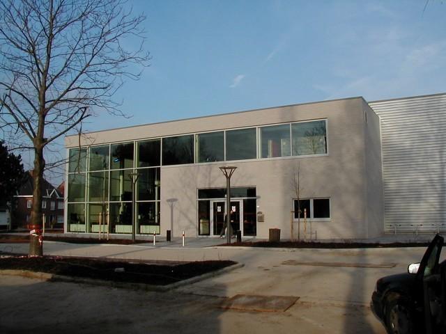 Gemeentelijk sportcomplex