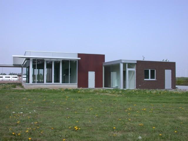 Sportfaciliteiten krachtbal