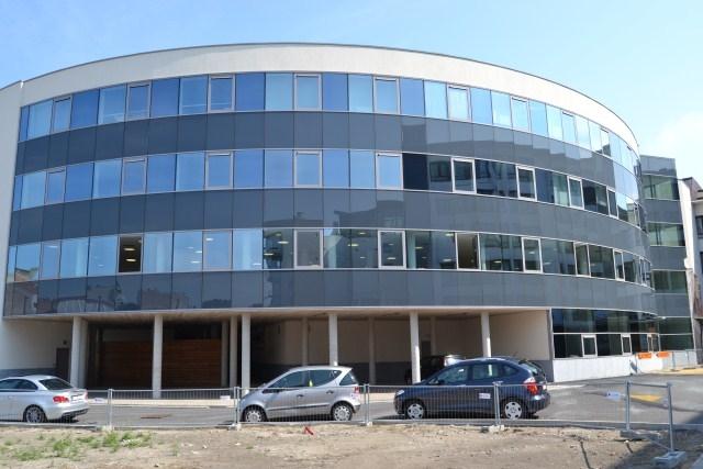 Serruys ziekenhuis: onthaal- en consultatiegebouw