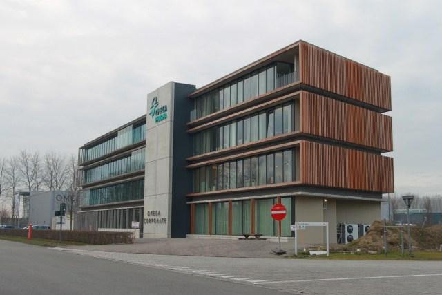 Omega Pharma HQ
