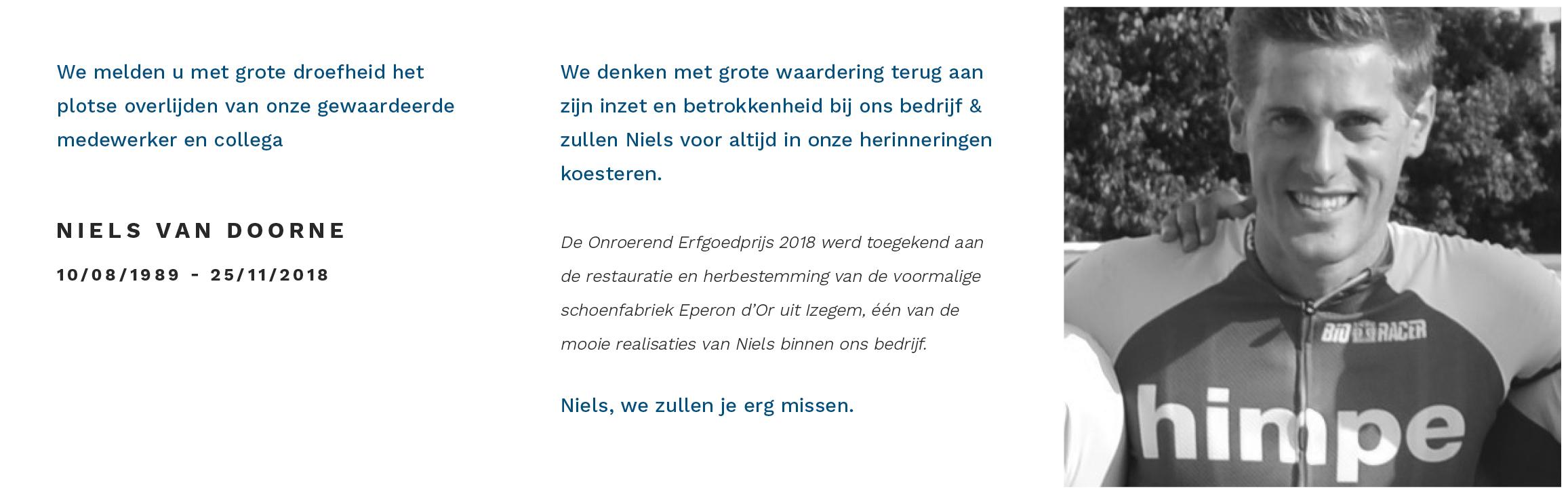 Himpe Niels Van Doorne